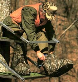 ICEBREAKER, Hunting Boot Cover - keep